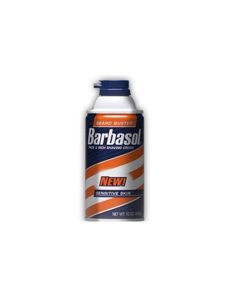 Пена для бритья Sensitive Skin BARBASOL 283 мл