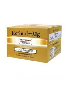 Крем дневной Глубокого действия серия Retinol+Mg 45 мл