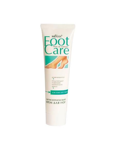 Крем для ног Антисептический серия Foot Care 100 мл