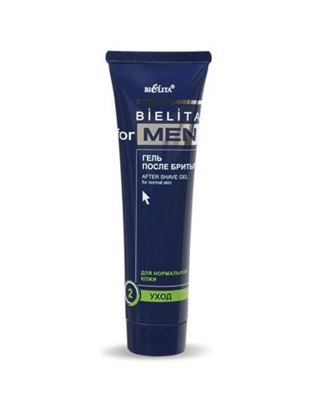 Гель после бритья серия Bielita for Men 100 мл