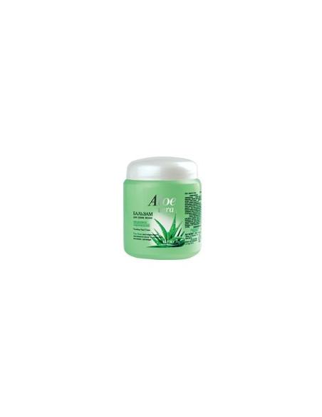 Бальзам для сухих и нормальных волос серия Aloe Vera 450 мл