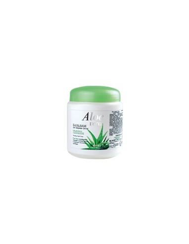 Бальзам для жирных волос Ежедневное оздоровление серия Aloe Vera 450 мл