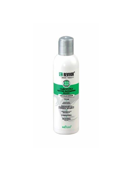 Сыворотка против выпадения волос Несмываемая серия Revivor Intensive Therapy 200 мл