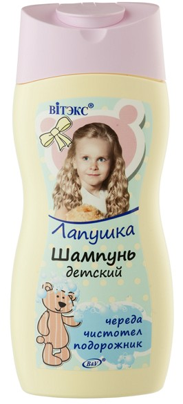 Шампунь детский серия Лапушка 300 мл