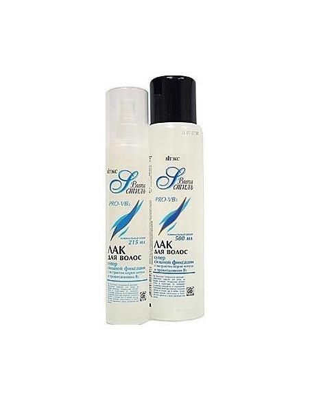 Лак для волос PRO-V-B5 с экстрактом Лопуха Вита Стиль  500 мл