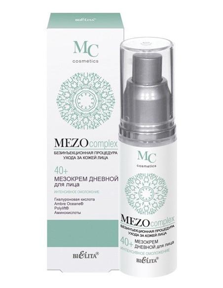 МезоКРЕМ дневной для лица Интенсивное омоложение 40+ серия MEZOcomplex 50 мл