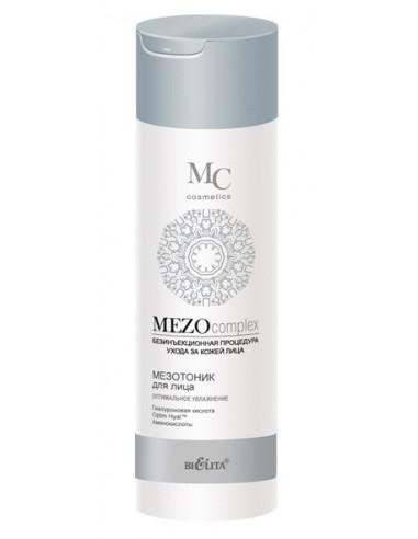 МезоТОНИК для лица Оптимальное увлажнениесерия MEZOcomplex 200 мл