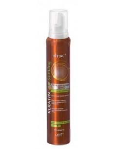 Пена для укладки волос с жидким Кератином серия Keratin Styling 200 мл