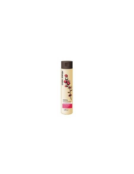 Сила природы Шампунь с касторовым маслом против выпадения волос 400 мл.