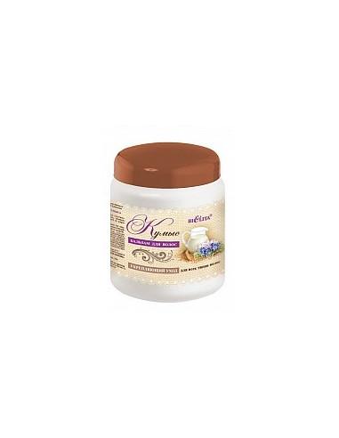 Бальзам для волос Кумыс серия Кефирно-молочный уход 450 мл