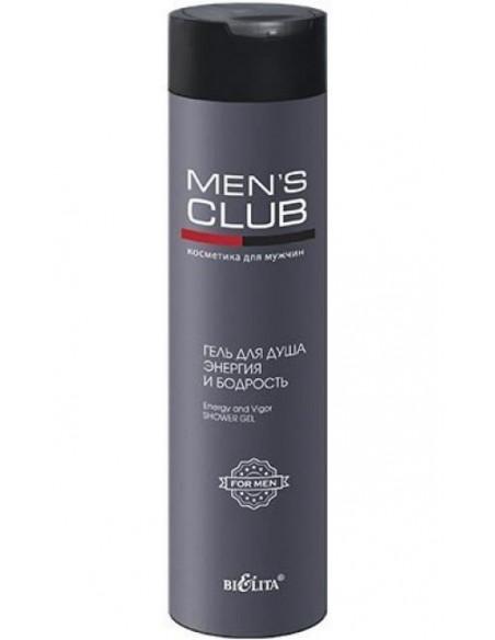 MENS CLUB Гель для душа Энергия и бодрость, 300 мл