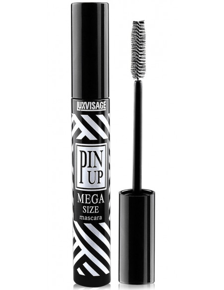 Тушь для ресниц Pin Up Mega Size Mascara, LUXVISAGE