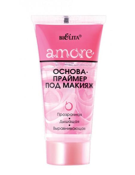 Amore ОСНОВА-ПРАЙМЕР под макияж, 30 мл
