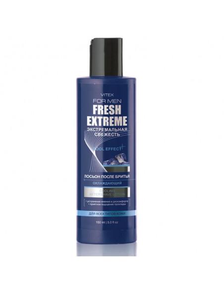 Vitex For Men Fresh Extreme Лосьон после бритья Охлаждающий,150мл