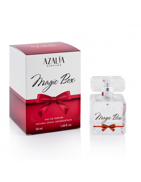 AZALIA Parfums Magic box/Мэйджик Бокс