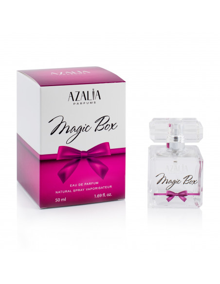 AZALIA Parfums Magic box violet/Мэйджик Бокс Вайлет