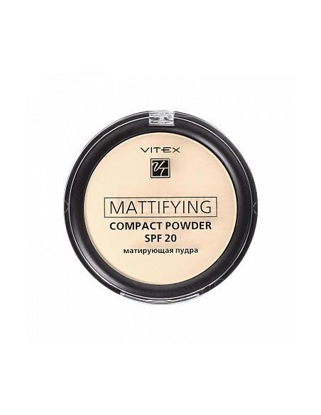 VITEX Mattifying Матирующая компактная пудра SPF20