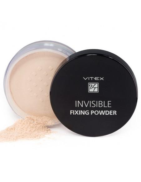 VITEX INVISIBLE FIXING POWDER Рассыпчатая пудра для лица