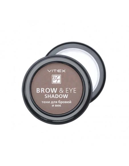 VITEX BROW&EYE SHADOW Тени для бровей и век
