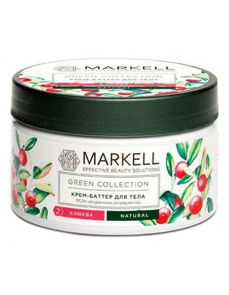 MARKELL GREEN COLLECTION Крем-баттер для тела Клюква