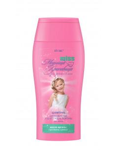 """Модница Красавица для детей с 6 лет Шампунь для волос """"Шелковистые и блестящие локоны"""", 300 мл"""