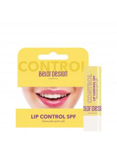 BelorDesign Бальзам для губ LIP CONTROL с SPF